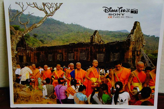 Postcard 20 - Laos
