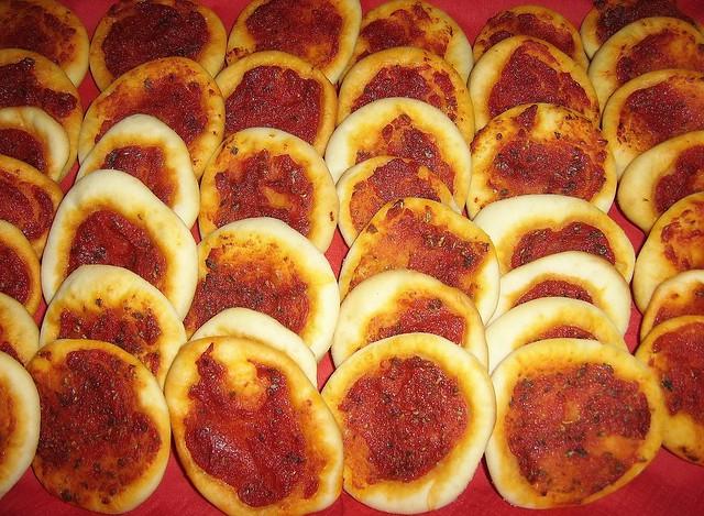 Pizzette Rosse Bimby