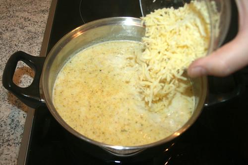 27 - Käse hinzufügen / Add cheese