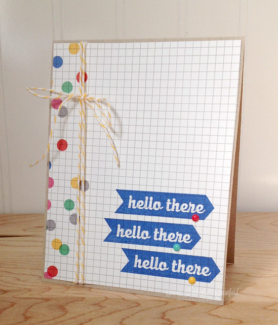 hello there Elles Studio by Kimberly Crawford
