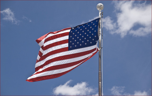 Los Alamos (NM) United States  city photos : National Flag Los Alamos NM 2013 | DSC 0273 | By: Ron Cogswell ...