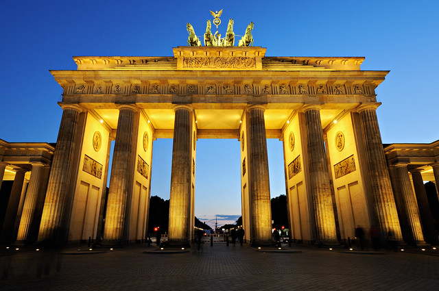 Brandenburg Gate - Berlin - Germany