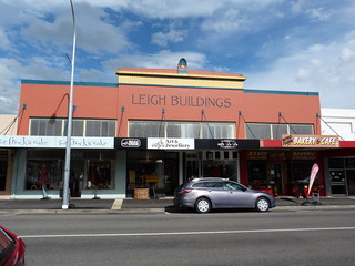 Leigh Buildings, Woodville