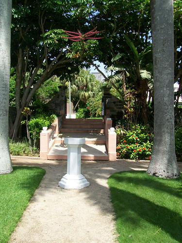 Somers Garden, St. George's, Bermuda