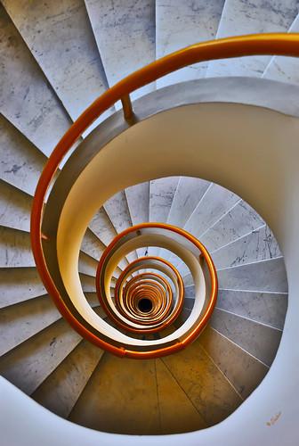 rome spiral stair ghostbuster gigi49