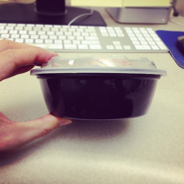 "New ""Small Salad"" container gets even smaller."
