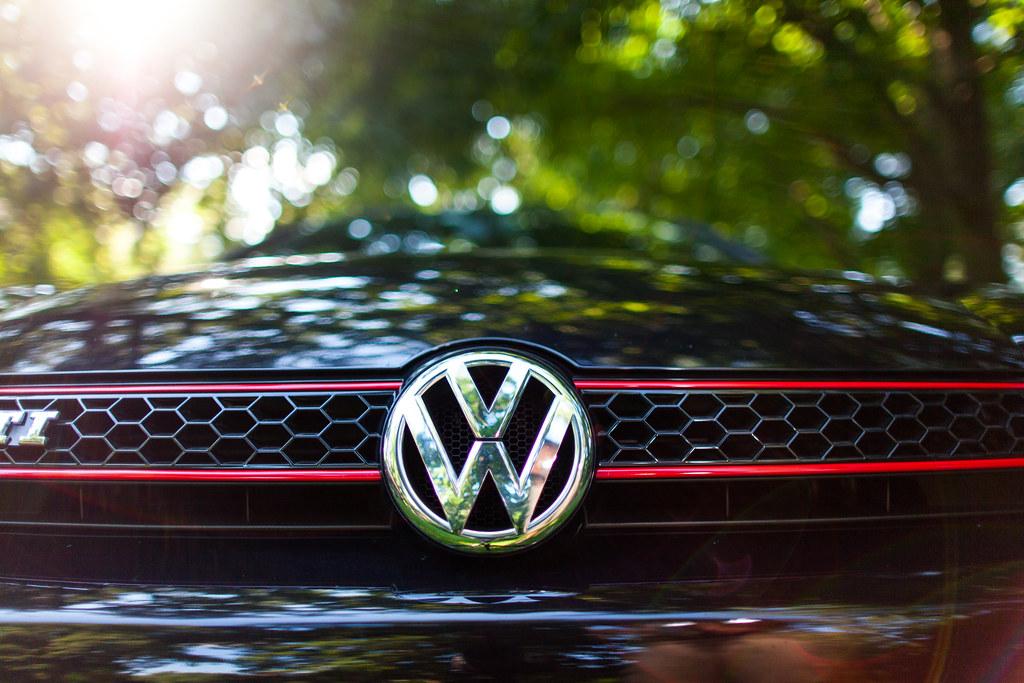 VW GTI Grill