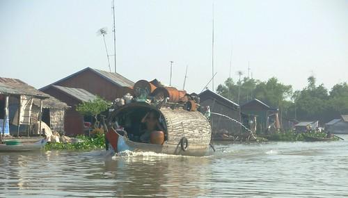 Siem Reap-Battambang - bateau (29)