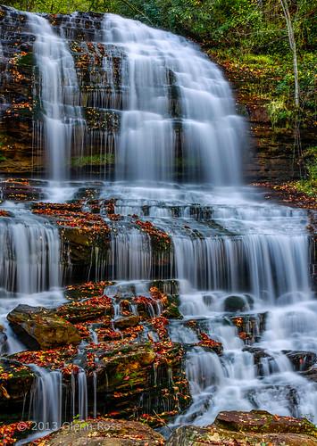 autumn mountains waterfall nc unitedstates north northcarolina falls carolina pearson saluda