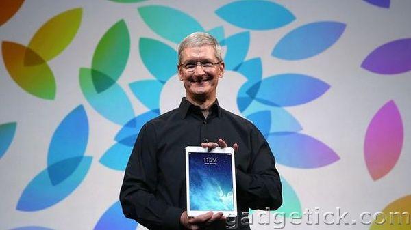Отчёт Apple Q4