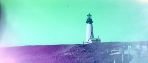 Lomochrome Lighthouse