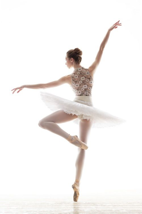 ballerina white
