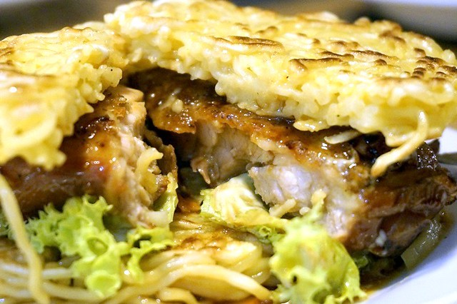 javries restaurant gurney paragon Penang - ramen burger-006