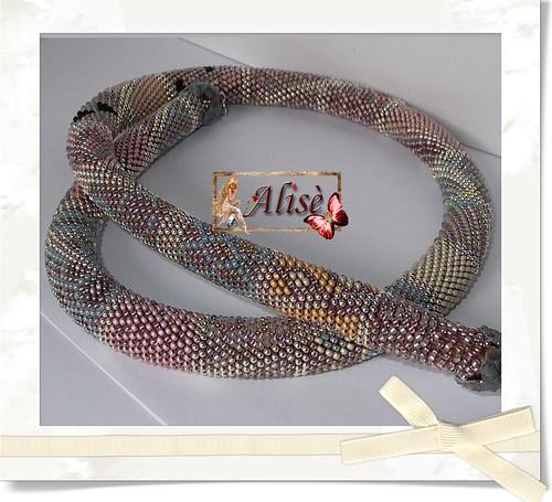 Collar Pachwor Peetje by Alisè