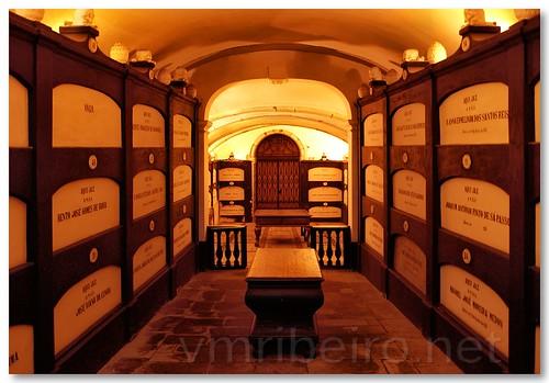 Catacumbas da Igreja de São Francisco by VRfoto