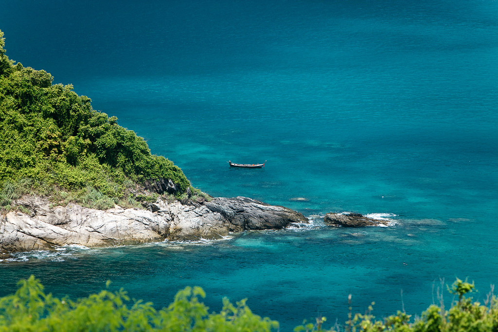 Thailand, Phuket, Cape Promthep