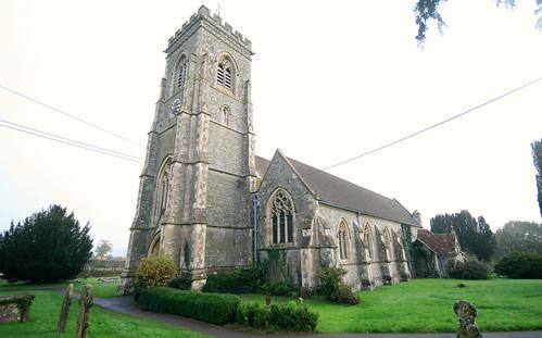 St Leonard's, Semley, Wiltshire
