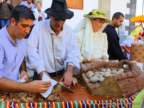 Tenerife fiesta