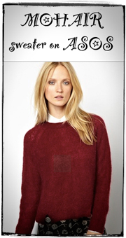BORDO-SWEATER