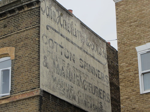 John Hawkins & Sons Ltd, Cotton Spinners & Manufacturers, Preston, Lancashire