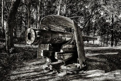 Un viejo cañón / Old Cannon