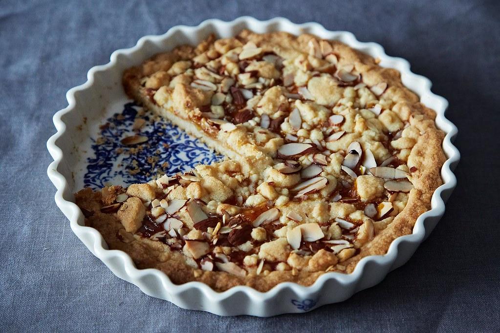 Cindy Mushet's Italian Jam Shortbread Tart (Fregolotta) on Food52