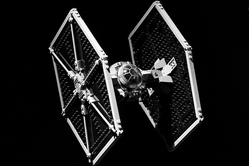 Lego Star Wars (TIE Fighter)