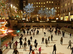 Rockefeller Centre Ice Rink