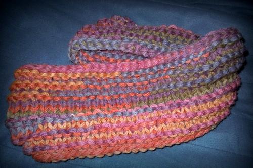 Knit Knot Clara Infinity 3