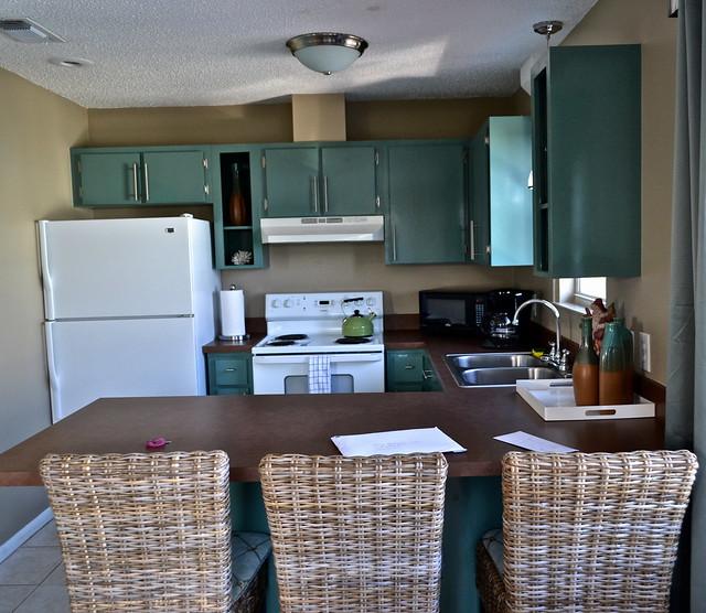 st. augustine beach rentals - full kitchen