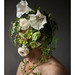 Flower Face Series, Mark, 2013 by KristenHatgi