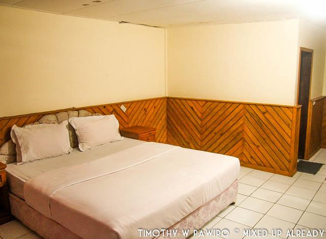 Indonesia - North Sumatra - Samosir - Lake Toba - Lekjon - The room