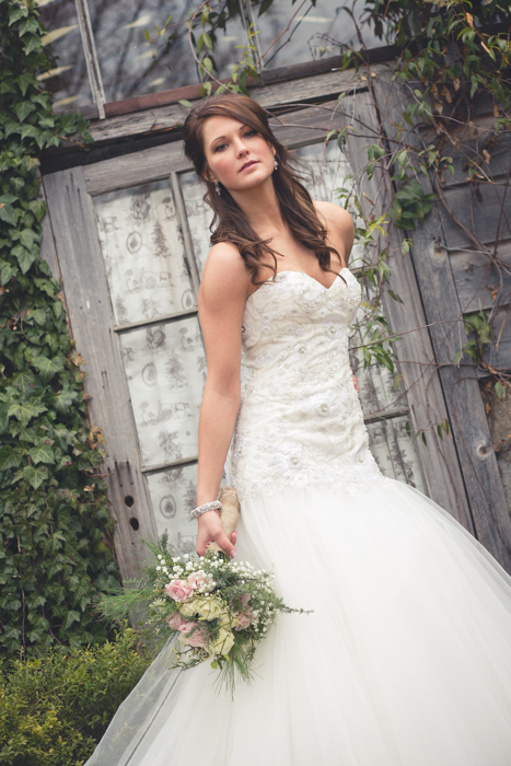 Bridal door