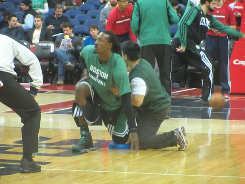 Washington Wizards, Boston Celtics, Truth About It, Adam McGinnis, Gerald Wallace