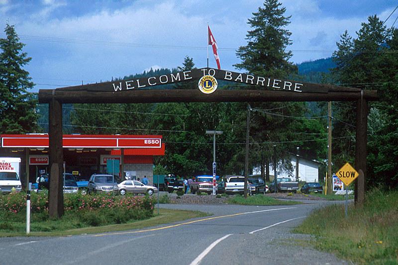 Barriere, North Thompson Valley, Thompson Okanagan, British Columbia, Canada