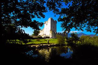 September Morn at Ross Castle