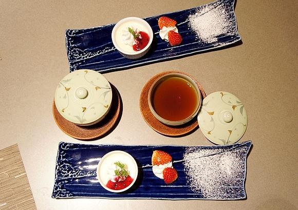 橫手溫泉旅館美食25