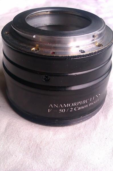Canon EOS mount - 1