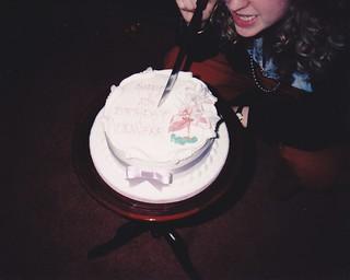 21st Birthday, Nov 1990