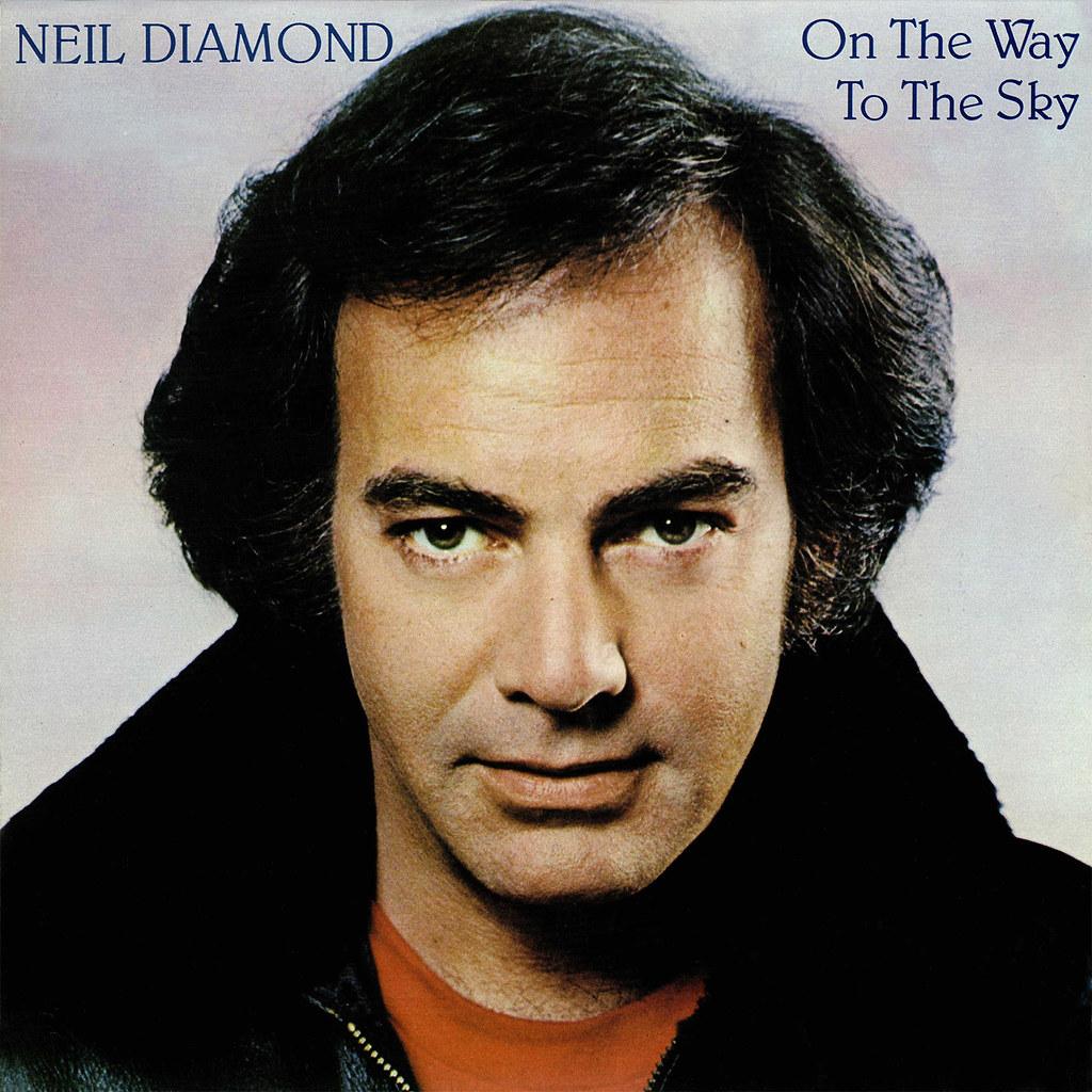 Neil Diamond   LP Cover Art