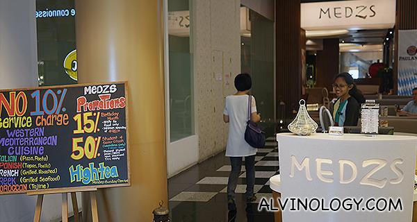 MEDZS @ Millenia Walk - Alvinology