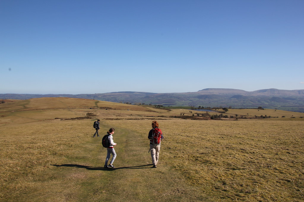 Black Mountains, brecon beacons, gladestry hill, Glascwm hill, Hay-on-Wye, Llanbedr hill, mynydd troed, the begwyns, the roundabout