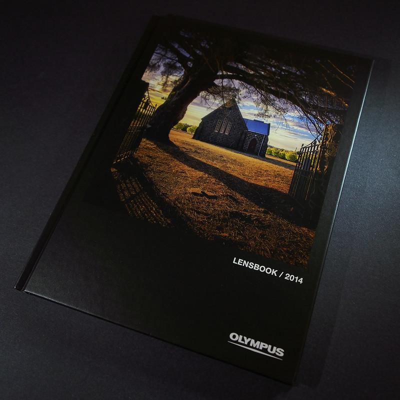 Olympus Lensbook / 2014