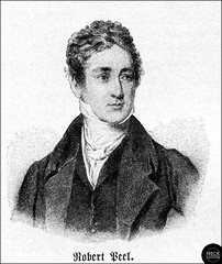 Sir Robert Peel, 2nd Baronet ( 1788 ?  1850) a British Conservative statesman