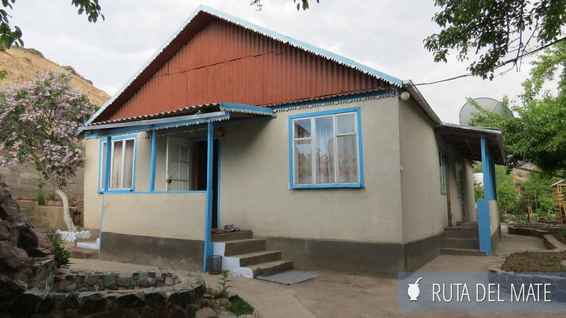 Hotel Natalia Kadji-Sai Kirguistán (2)