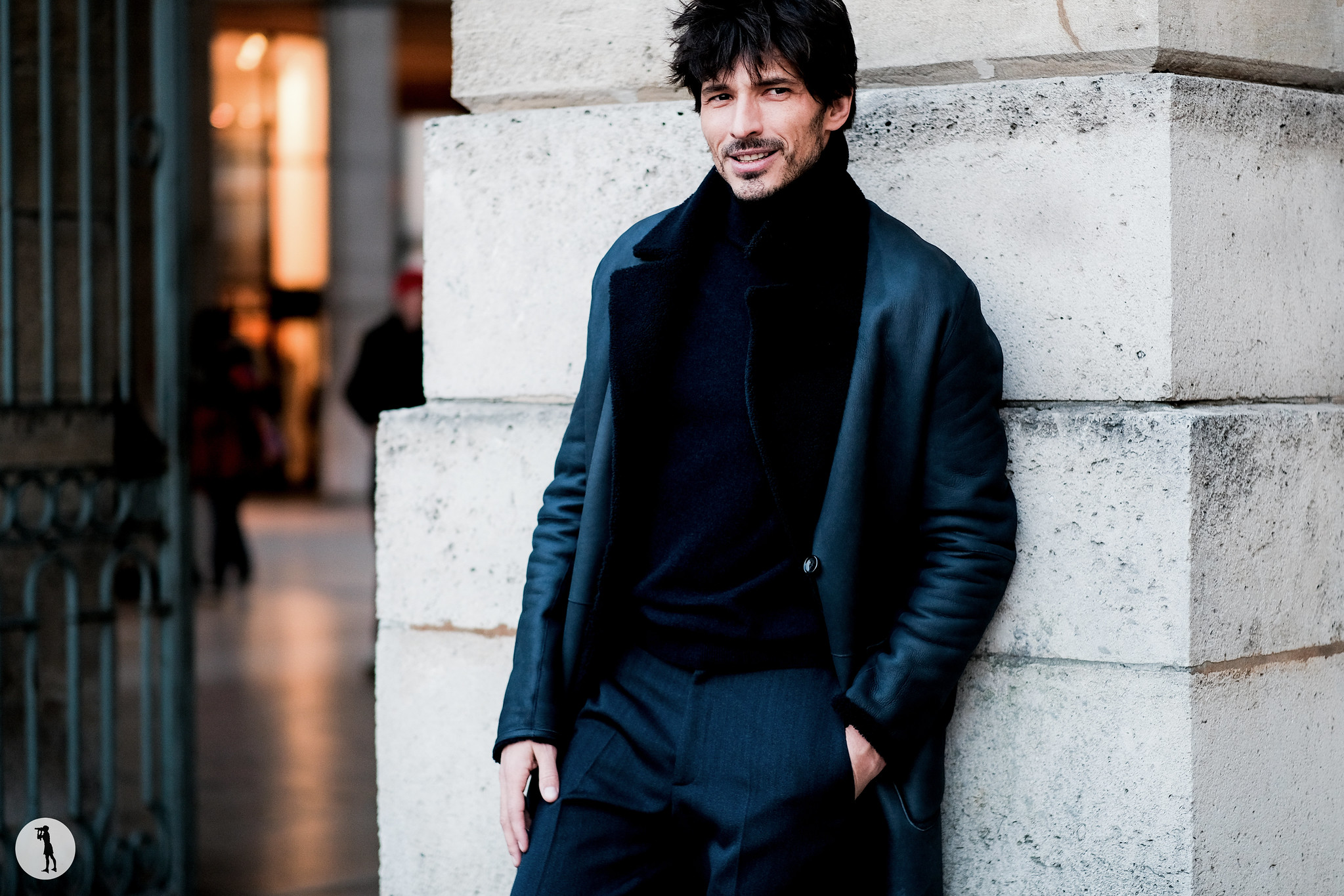 Andres Velencoso - Paris Fashion Week Menswear FW17-18 (4)