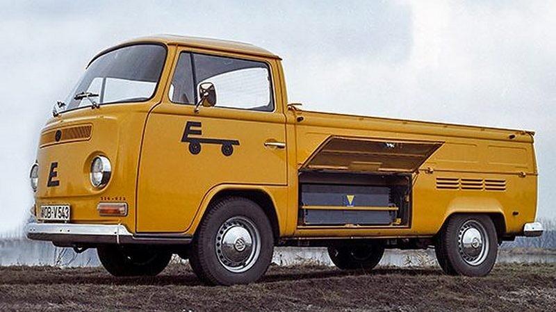 Volkswagen Elektro Transporter T2
