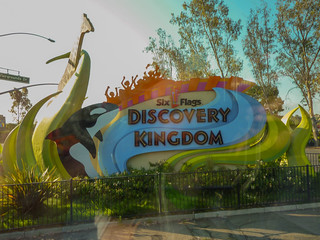 Photo 2 of 10 in the Six Flags Discovery Kingdom gallery