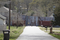 Day 13. Senoia Georgia, The Walking dead town.