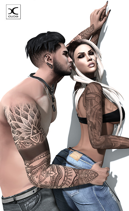 [..::CuCa Designs::..] Deeply -MF- version - SecondLifeHub.com